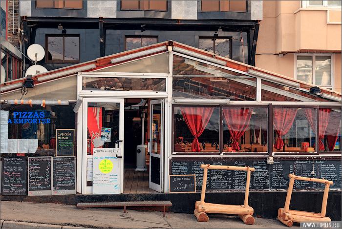 Типичный ресторанчик Пас-да-ла-Каса, Андорра