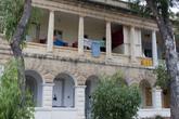 Жилой дом в бывших британских казармах (Пемброк, Мальта)