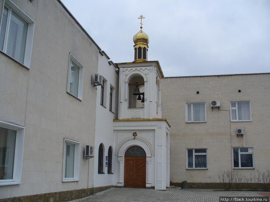 церковь Святого Луки