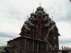 Преображенская церковь 2009 г. Идет реставрация.