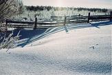 русская зимушка