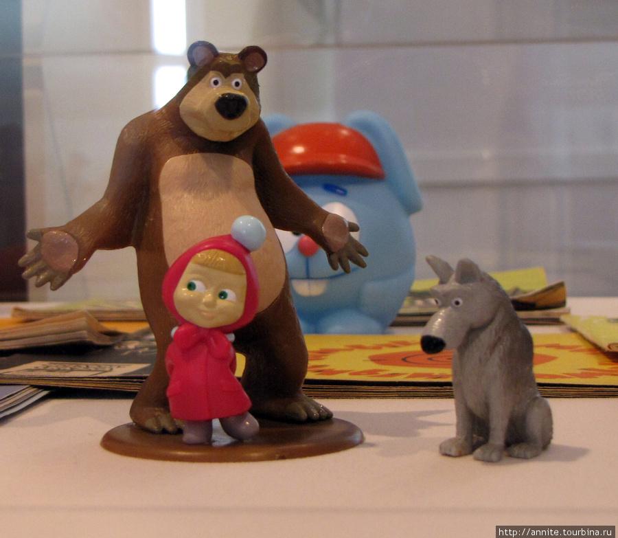 Куклы из сериала