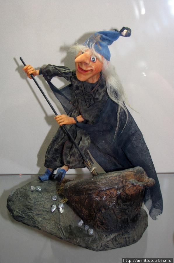 Бастинда — повелительница мигунов.