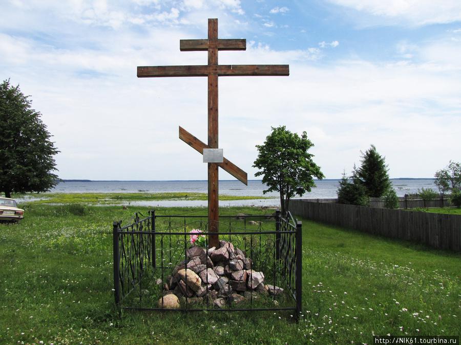 Святой Поклонный Крест.