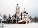 Церковь Воздвижения Честнаго и Животворящаго Креста