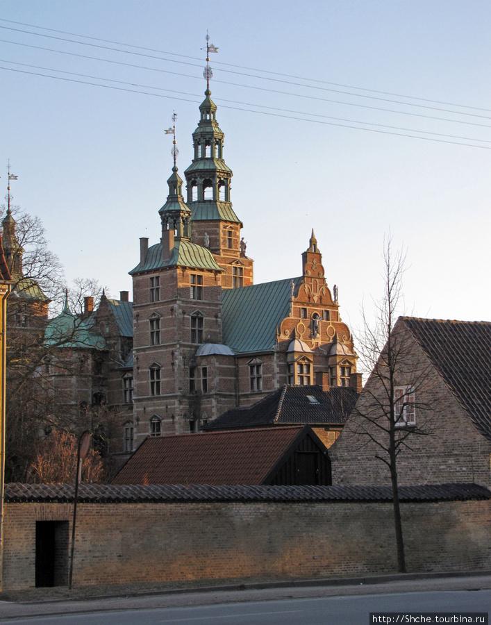 Rossenborg Castle.