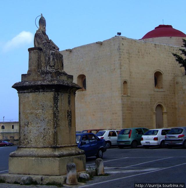 Св. Григорий Великий (статуя) (Зейтун, Мальта)