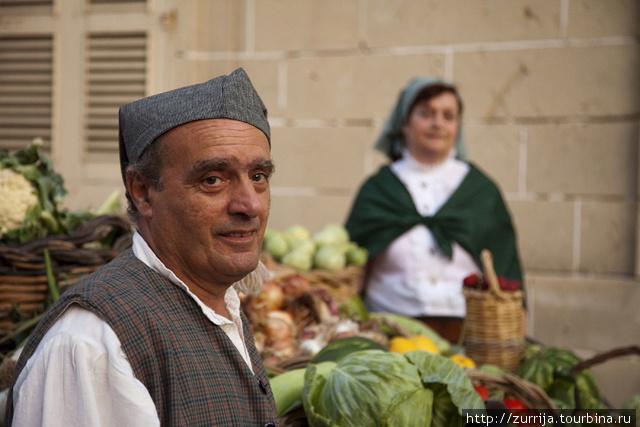 (c)Виктор Велла Фольклорный фестиваль (Зурри, Мальта)
