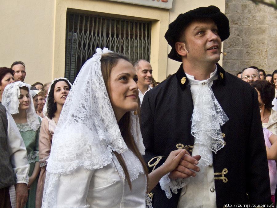 Фольклорный фестиваль (Зурри, Мальта)