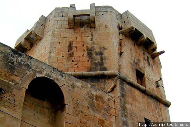 Восьмиугольная башня (Ренди, Мальта)