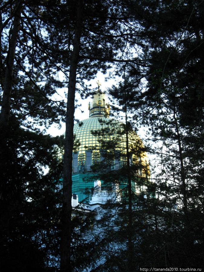 Церковь Отто Вагнера