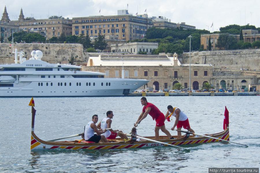 Сентябрьская регата (Сенглея, Мальта)