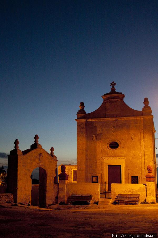 Церковь Непорочного зачатия (Кунчиццьони, Мальта)