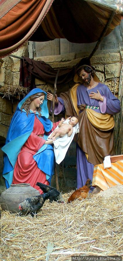 Рождественский вертеп (Мальта)