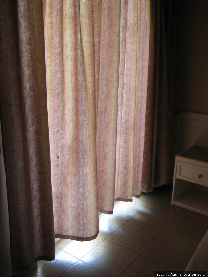Отель Blue Star*** —   плотные шторы спасали от яркого солнца