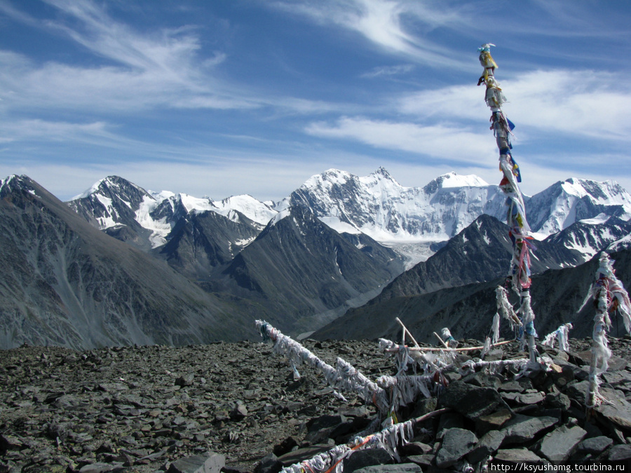 перевал Кара-Тюрек