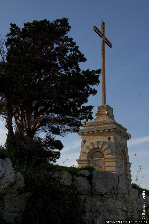 Крест Лаферлы (Сидживви, Мальта)