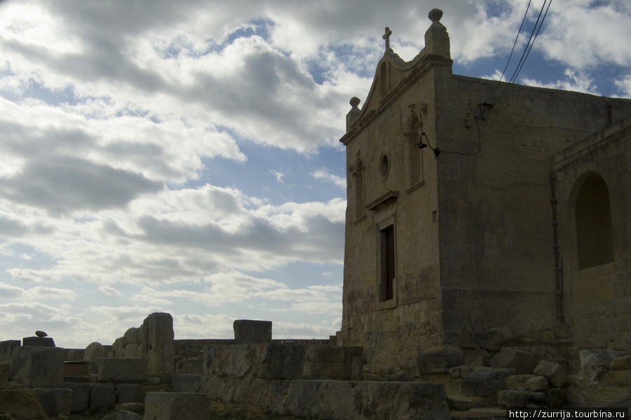 Часовня Сан Пауль Милки (Бурмаррад, Мальта)