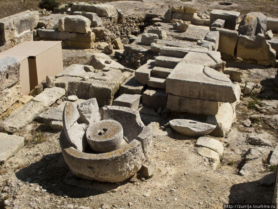 Римская вилла (Бурмаррад, Мальта)