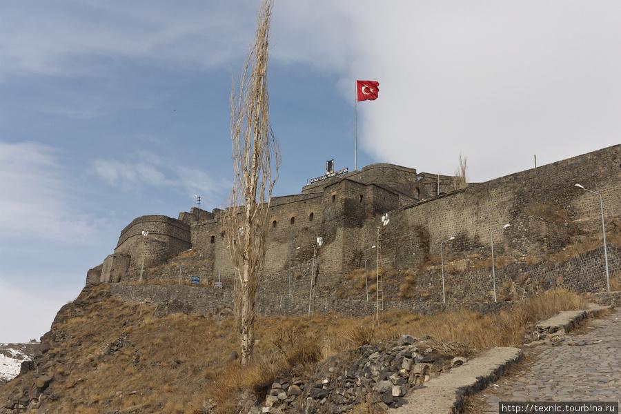 Карсская крепость. Была з