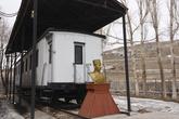 В этом вагоне был подписан Московский договор, согласно которому Карс отошёл Турции