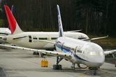 Готовые самолёты для разных авиакомпаний