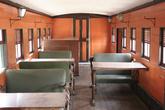 Старый вагон-ресторан