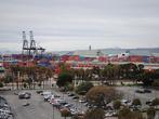 Грузовые терминалы порта