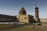 Внутри эрзурумской крепости