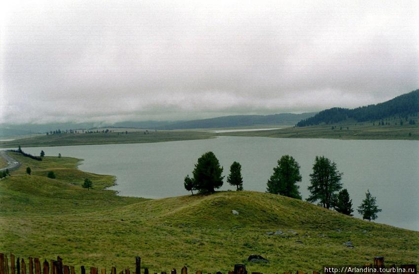 Озеро Узункель.(1665 м )