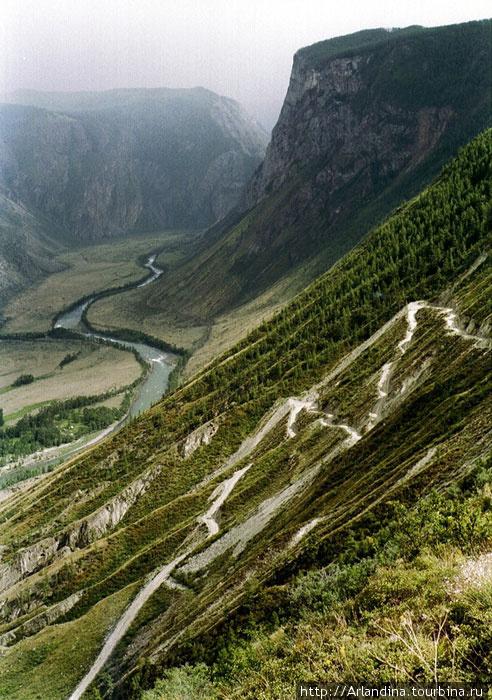Перевал Кату-Ярык.