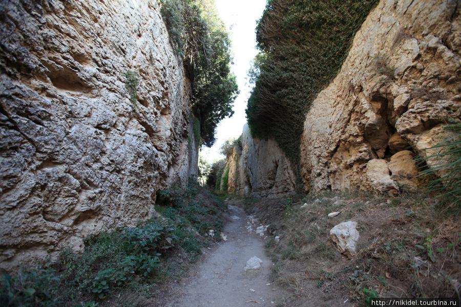 Туннель Тита-Веспассиана