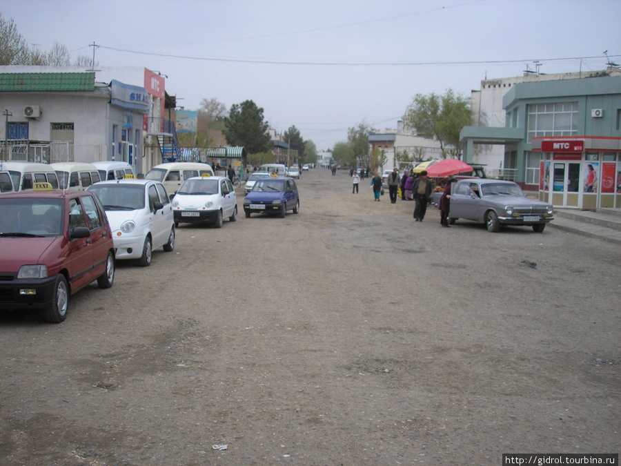 Маленький переулок.