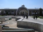 Железнодорожный вокзал г.Карши — железные ворота города.