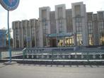 Современная архитектура-театр.