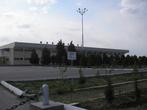 Аэропорт — Воздушные ворота города.