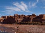 Одна из старинных укрепленых деревень недалеко от Айт-Бенхадду.