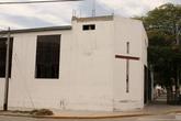 Церковь какой-нибудь секты — или евангелисты или баптисты или еще кто-то из этого ряда, которых в ЮА в достаточном количестве.