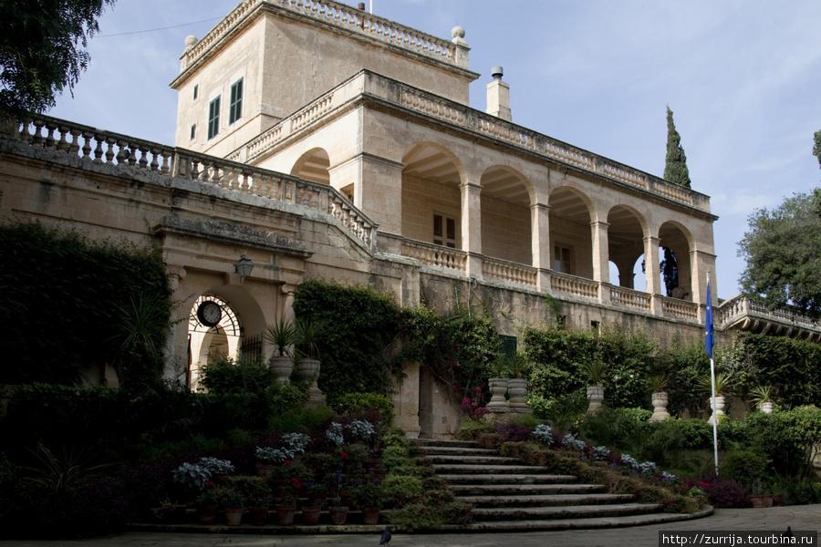 Резиденция Президента (Аттард, Мальта)