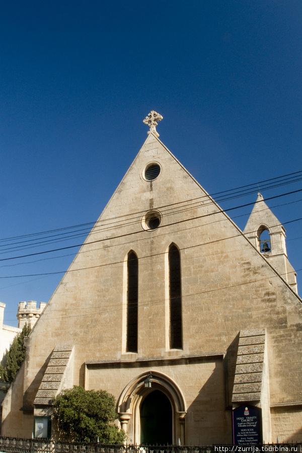 Англиканская церковь св. Троицы (Слима, Мальта)