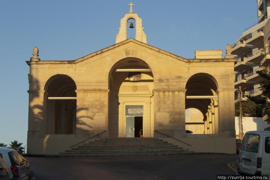 Святилище таль-Хджеййедж (Сент-Полс-Бэй, Мальта)
