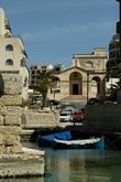 Рыбацкий порт Мен'а (Сент-Полс-Бэй, Мальта)