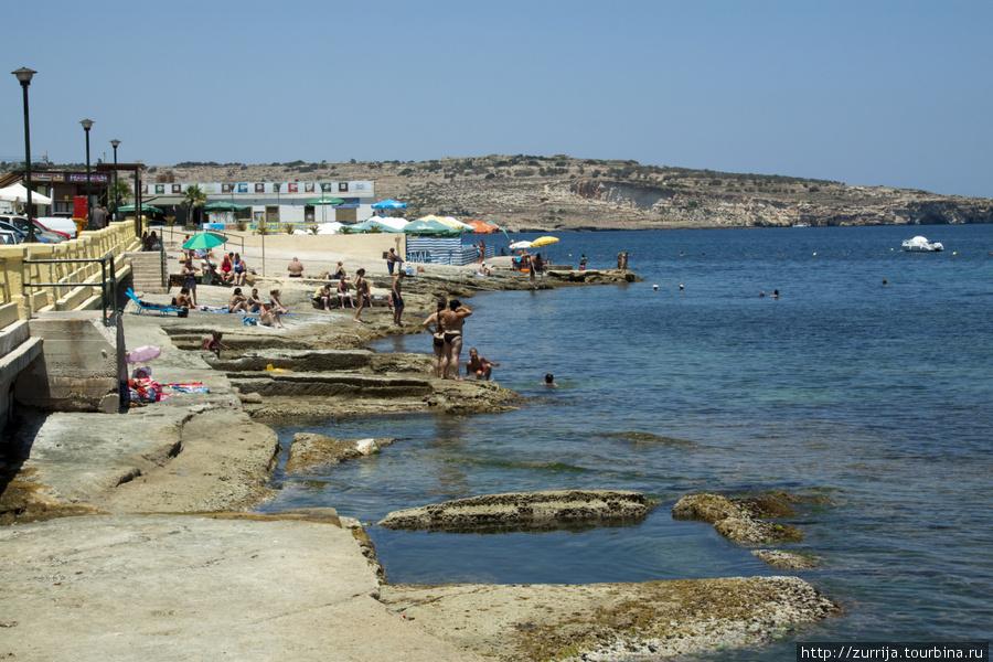 Старинные купальни (Сент-Полс-Бэй, Мальта)