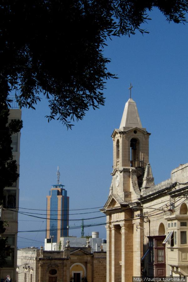 Церковь Лапси (Сент-Джулианс, Мальта)
