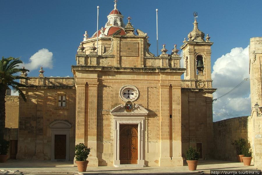 Приходская церковь св. Павла (Сафи, Мальта)