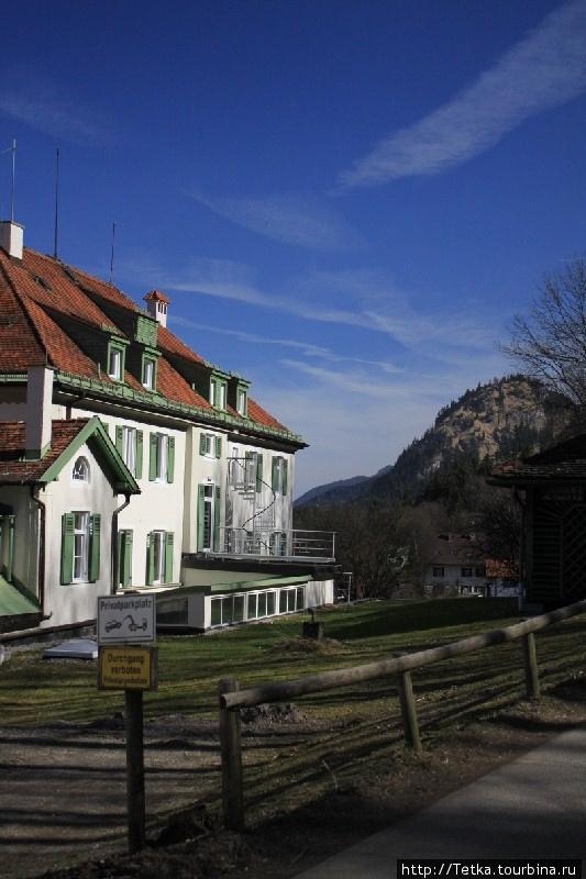 Баварские домики