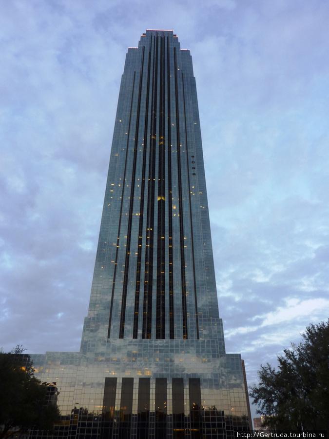 Вот он , Небоскреб! 64 этажа!