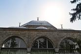 Теперь здесь ничего нет, единственное сохранившееся от крепости здание — мечеть, в которой теперь сделали музей взятия крепости с диарамой. Полумесяцы, правда, так и не убрали почему-то.