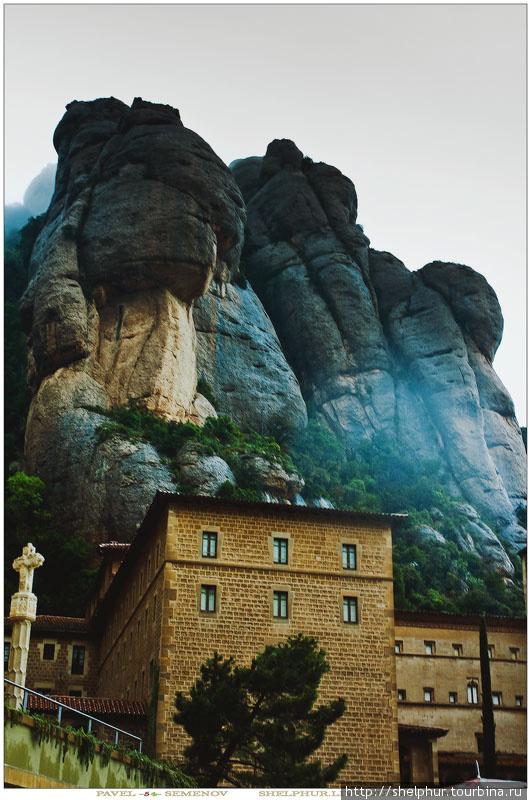 shelphur*Барселона. Часть 10: Монтсеррат*Монастырь Монсеррат, Каталония, Испания
