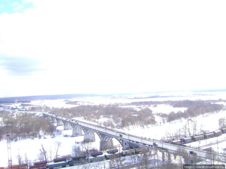 Панорама заклязменных просторов